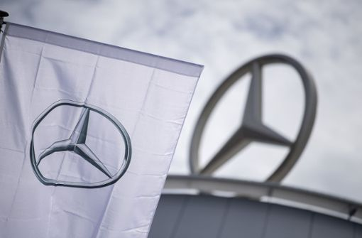 E-Klasse-Fertigung bei Daimler ruht