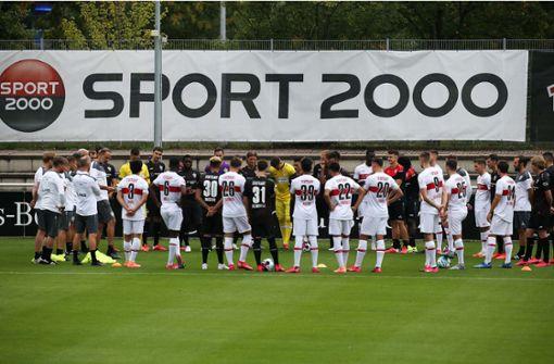 Das ist der VfB-Kader nach dem Trainingsauftakt