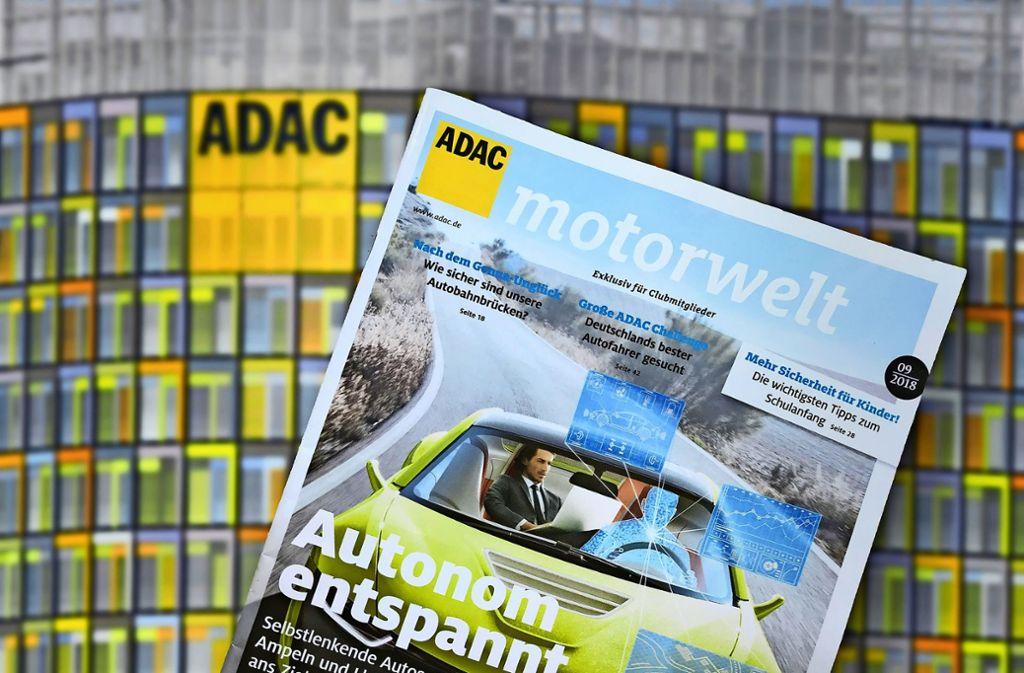 Das Clubmagazin des ADAC wird nicht mehr nach Hause geliefert. Foto: SVEN SIMON