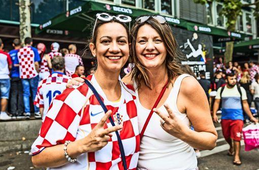 Enttäuschung bei den Kroaten