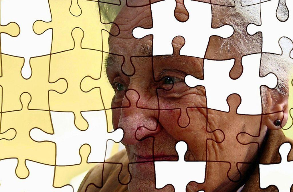 Eine entsprechende  fachgerechte Betreuung   kann sogar den Gesundheitszustand der Demenzkranken verbessern. Foto: pixabay