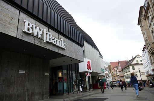 BW Bank zieht an die Seelbergstraße