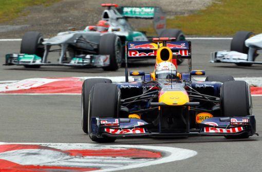 Das spricht für die Formel 1 am Nürburgring