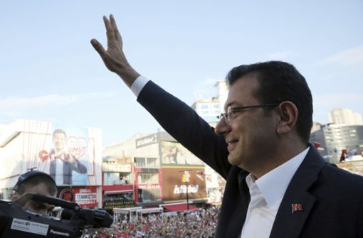 Die Türkei betritt Neuland