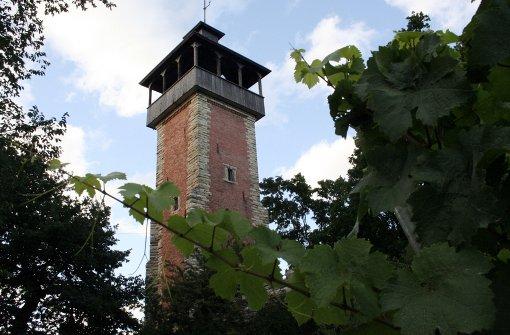 125 Jahre Burgholzhofturm