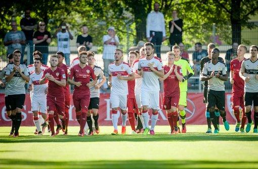 VfB-Legende Günther Schäfer richtet den Blick nach vorn