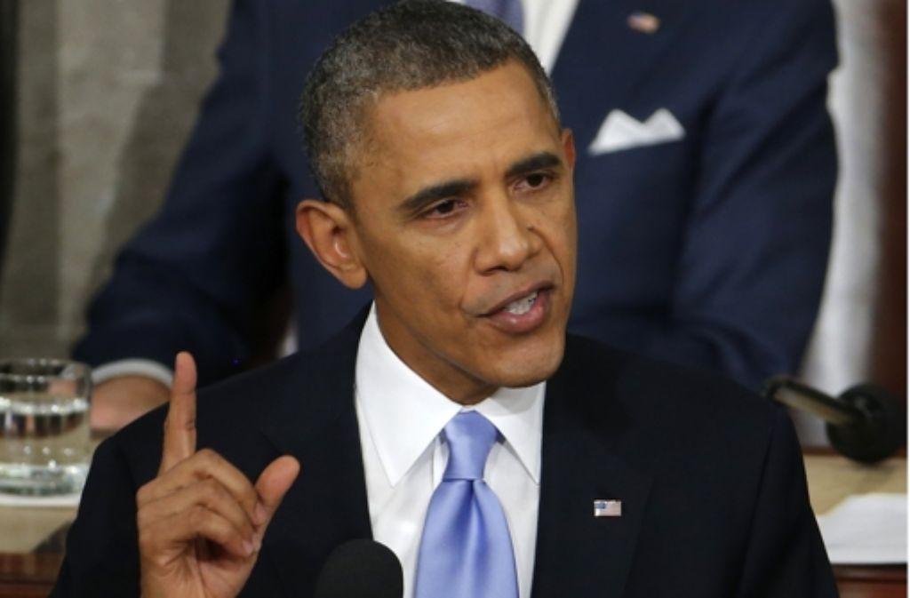 Der Demokrat Barack Obama will mit  mehr Druck auf die Republikaner seine Amtszeit doch noch zu seinem Erfolg machen. Foto: AP