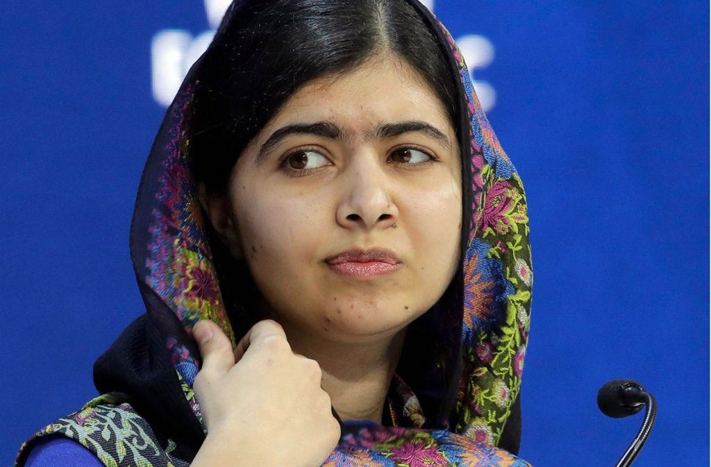 Mehr als fünf Jahre nach dem Taliban-Attentat auf sie ist die Friedensnobelpreisträgerin Malala Yousafzai erstmals in ihre Heimat Pakistan zurückgekehrt. Foto: AP
