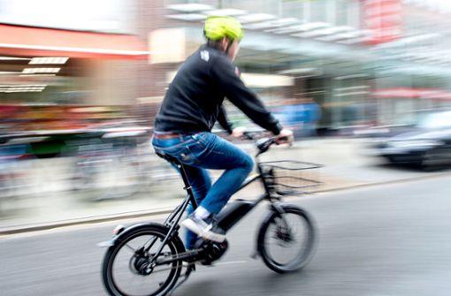 Tübingen gibt Fahrradnetz für schnelle E-Bikes frei