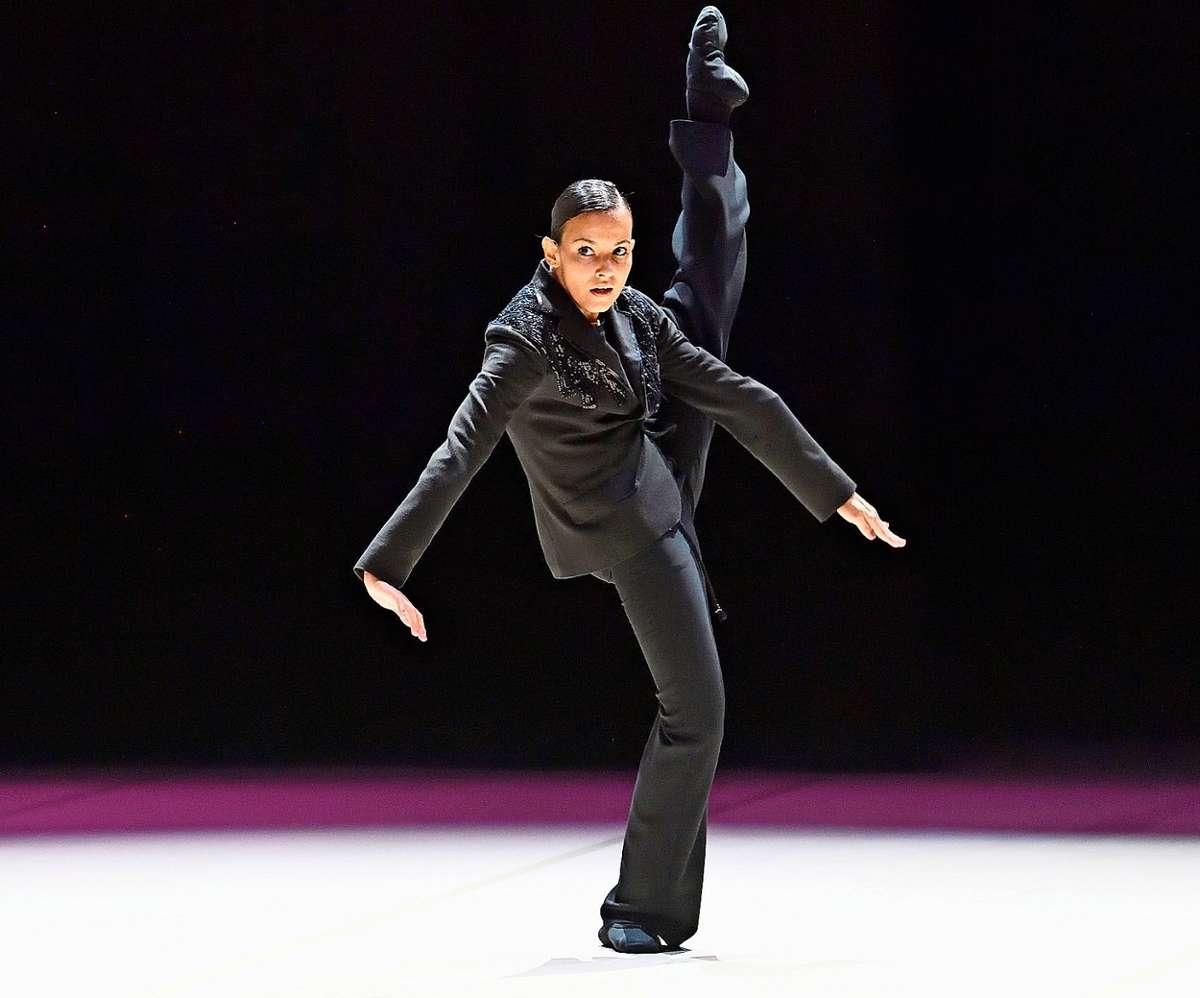 """Gauthier Dance, die Dance Company des Theaterhauses, zeigt im Oktober ihr neues Stück """"Lieben Sie Gershwin?"""". Choreograf ist Marco Goecke.  Foto: Bernhard Weis"""