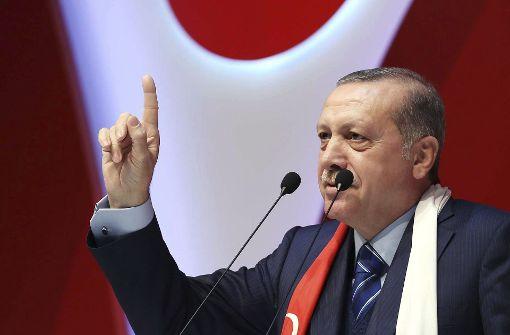 Merkel äußert sich zu NS-Vergleich Erdogans