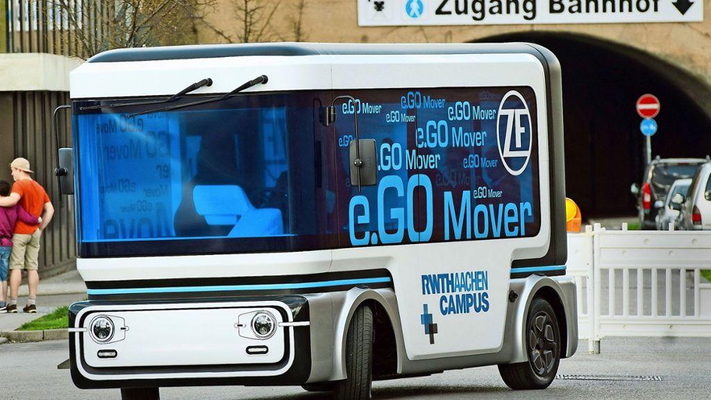 Geld für Elektromobilität und Tourismus