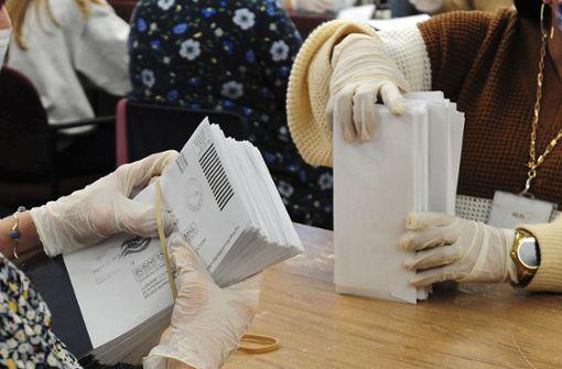 Republikaner stellen Antrag zur Briefwahl am Supreme Court