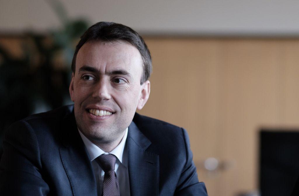 Der scheidende SPD-Landeschef Nils Schmid will in den Bundestag. Foto: Lichtgut/Leif Piechowski