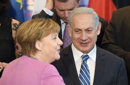 Israels Premier will Europa auf seine Seite ziehen