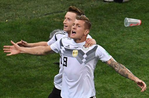 Wie der Star von Real Madrid das deutsche Team führt
