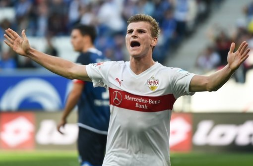 Werner rettet dem VfB ein 2:2