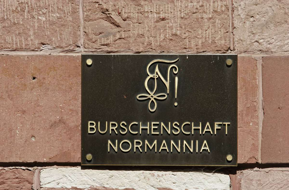 Das Opfer soll im Haus der Burschenschaft Normannia malträtiert worden sein. (Archivbild) Foto: