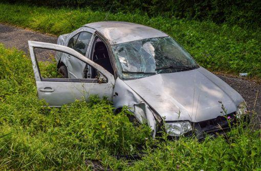 29-Jähriger wird aus Auto geschleudert