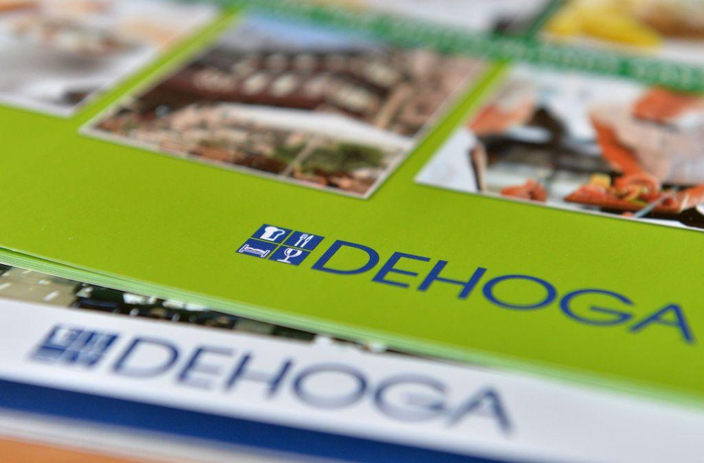 Der Deutsche Hotel- und Gaststättenverband Dehoga dringt auf eine Reform des Arbeitszeitgesetzes. Foto: dpa-Zentralbild
