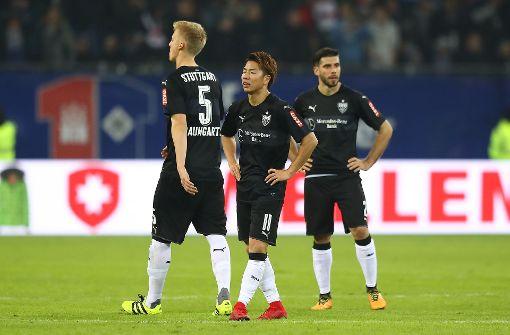 VfB erst im Pech, am Ende chancenlos