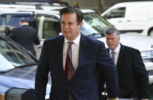 Ex-Wahlkampfmanager Paul Manafort schuldig gesprochen