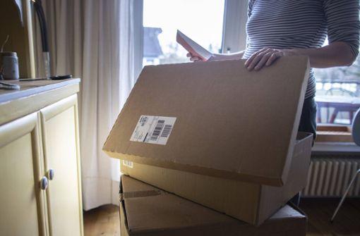Was tun, wenn das Paket nicht ankommt?