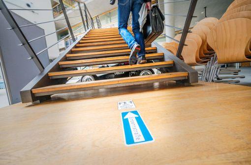 Hochschule hält Mechatronik in Göppingen