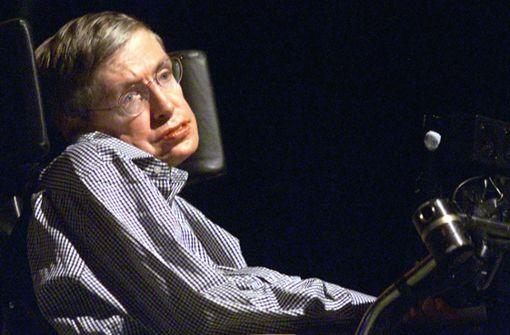 Letzte Arbeit von Stephen Hawking veröffentlicht