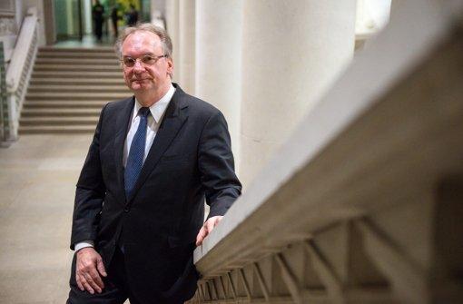 Seit 2011 ist Reiner Haseloff Ministerpräsident von Sachsen-Anhalt. Am 13. März ist Landtagswahl – und er hat gute Chance, den Chefposten zu behalten. Foto: dpa