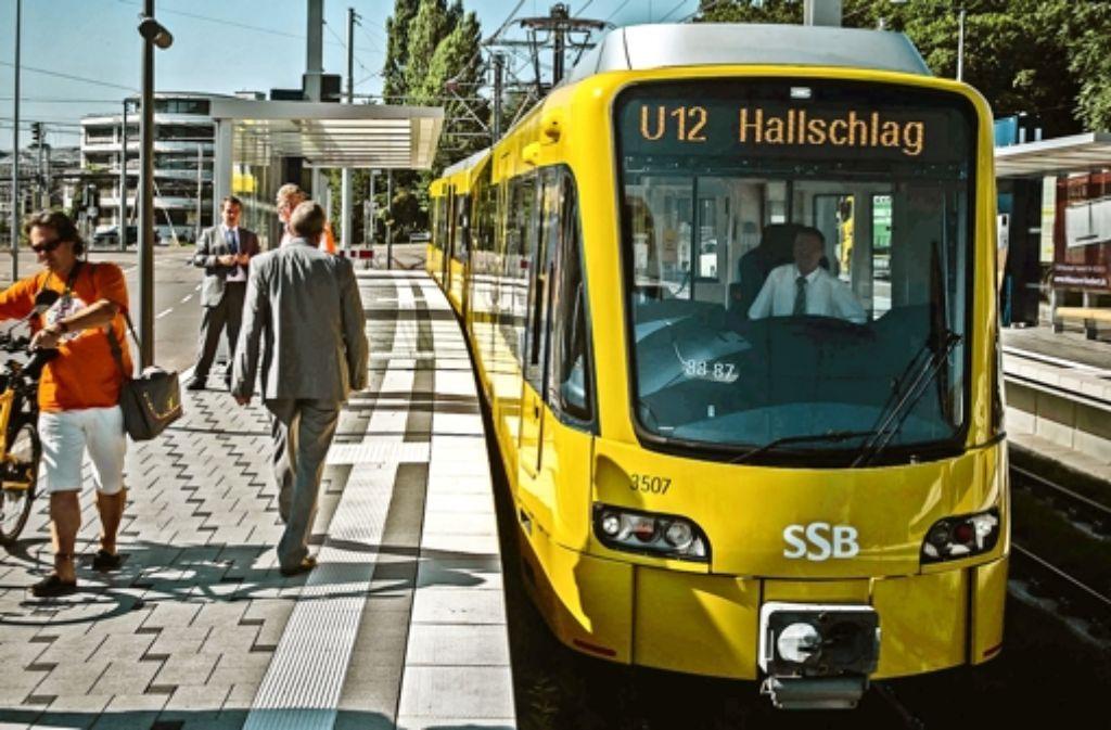 Für eine Fahrt mit der Bahn müssen die Bürger tiefer in die Tasche greifen. Foto: Lg/Zweygarth