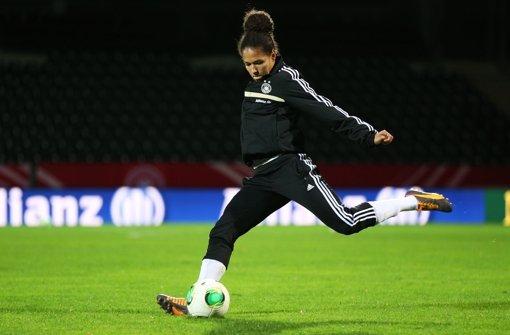 DFB-Frauen trainieren für den nächsten Kantersieg
