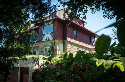 Hajek-Haus dämmert dem Verfall entgegen