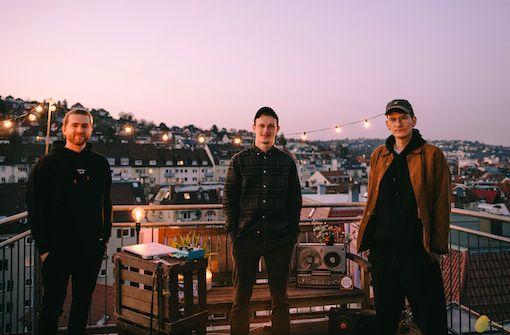 DJ-Sets live über den Dächern der Stadt