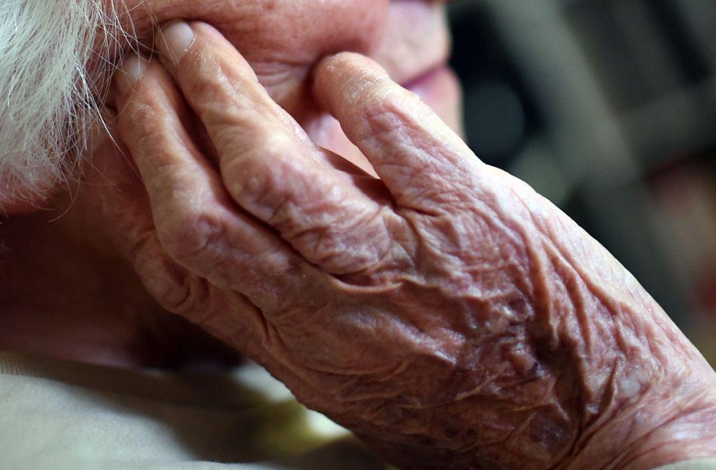 Die Menschen in Baden-Württemberg werden immer älter. Foto: dpa