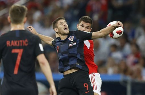 Kroatiens Torschütze Kramaric lässt Zukunft in Hoffenheim offen