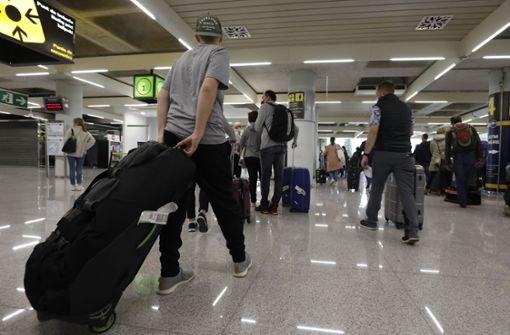 Hunderte infizierte Spanien-Reisende im Juli