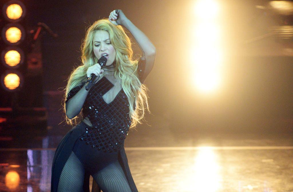 Shakira verschiebt aus gesundheitlichen Gründen ihre Welttournee. Foto: dpa