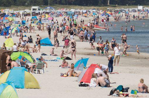 Rentner ertrinkt in der Ostsee vor Rügen
