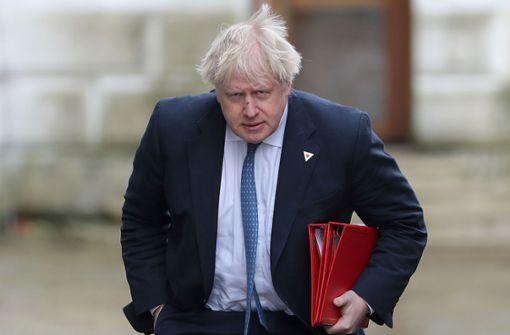 Druck auf Boris Johnson steigt