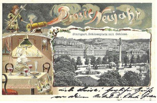 Ein Prosit auf das alte Stuttgart!