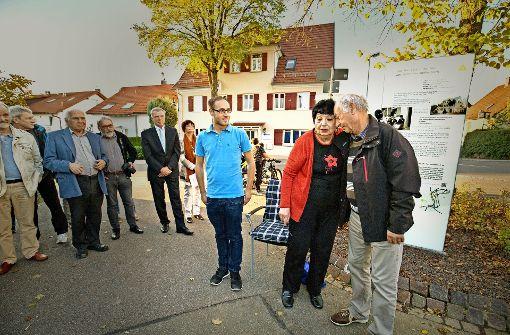 Holocaust-Überlebende in Göppingen