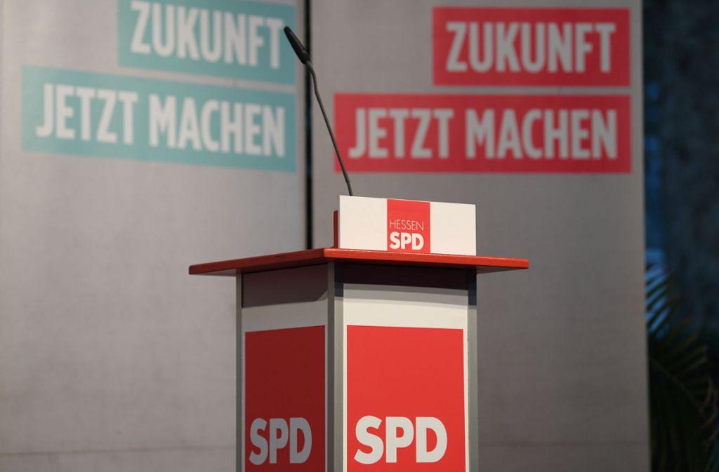 Politische Botschaften ohne Zugkraft: Die Wähler trauen SPD und CDU offenbar mehrheitlich nicht zu, die Zukunft zu gestalten. Foto: dpa