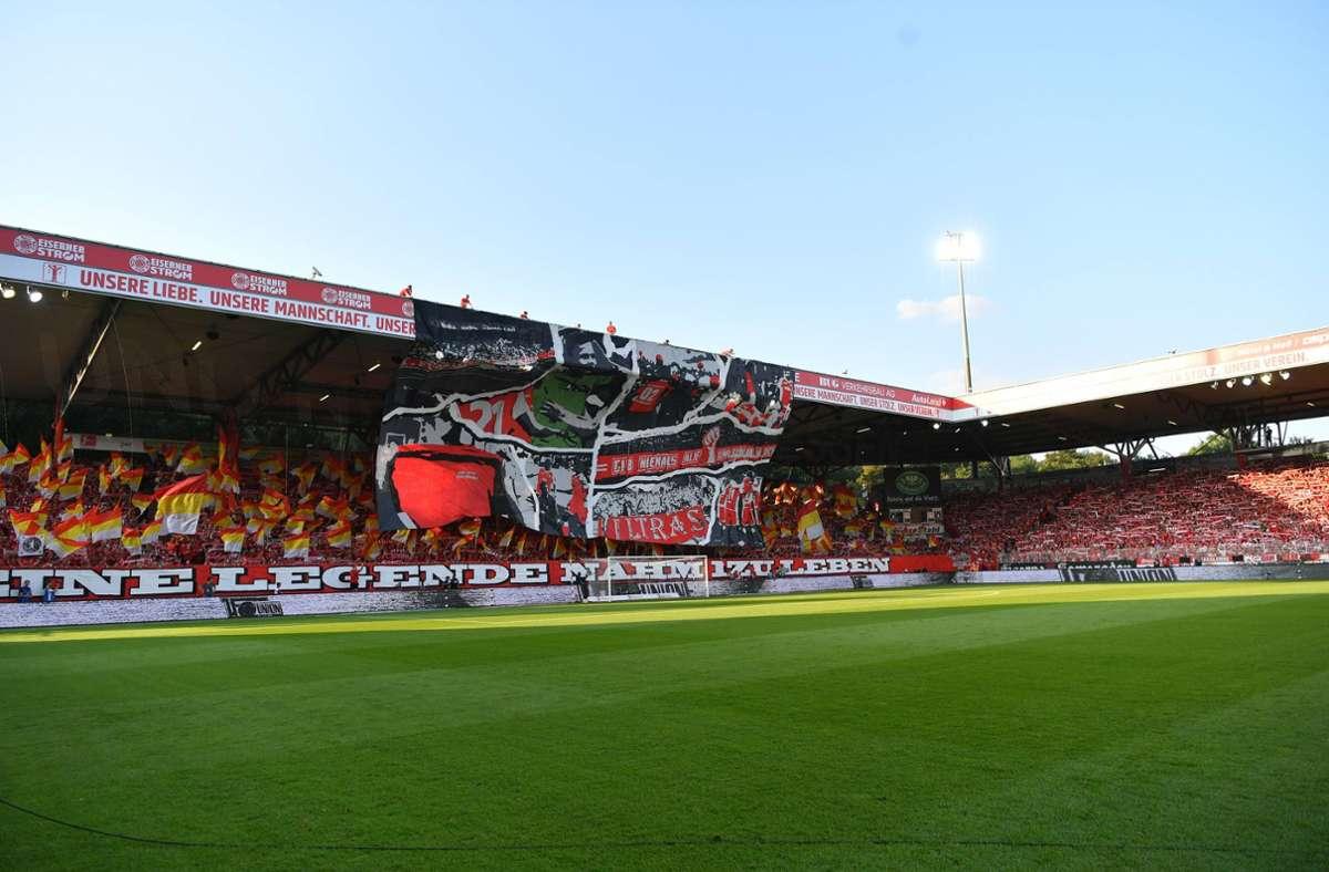 Gibt es bei Union Berlin nächste Saison schon wieder volle Stadion? Foto: imago images/Bernd König