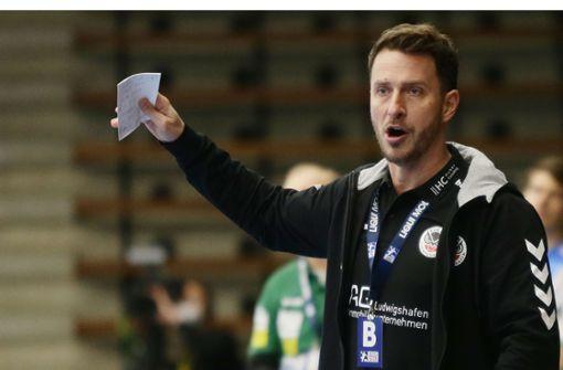 Benjamin Matschke: Trainer für Dramen
