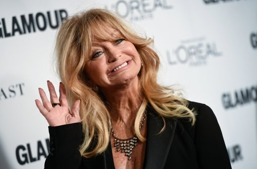 Happy Birthday! Goldie Hawn wird 70