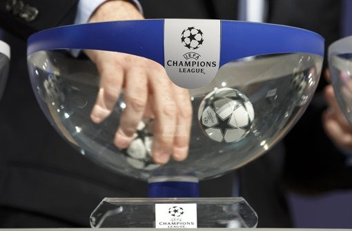 FC Bayern trifft auf Barcelona