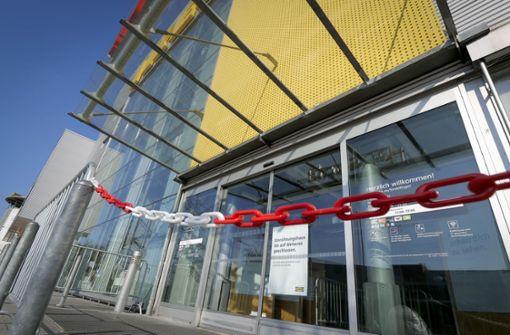 Besucheransturm bei Ikea  in Sindelfingen?