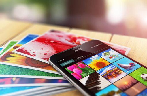 Fotos vom Smartphone drucken