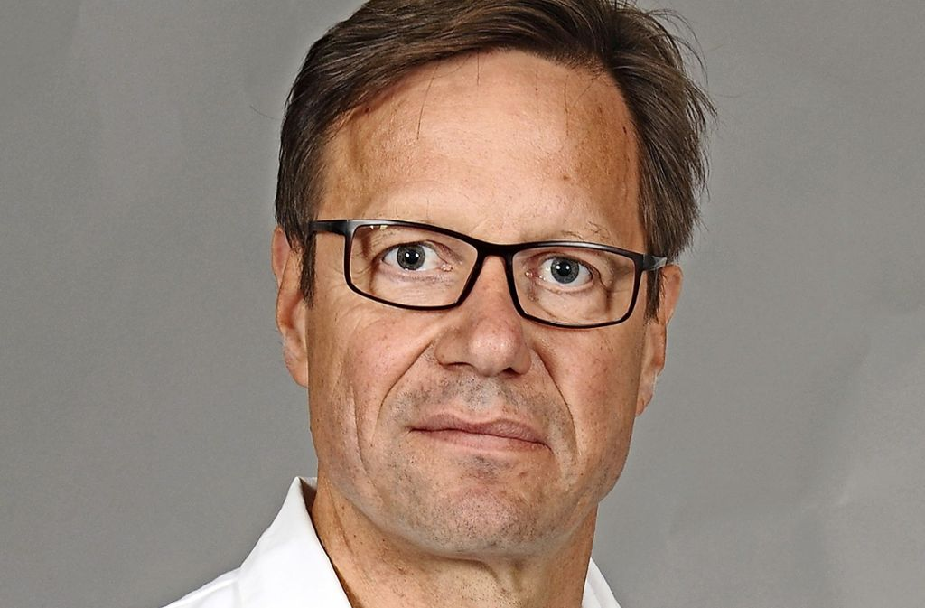 Der Kardiologe Olaf Weber. Foto: privat